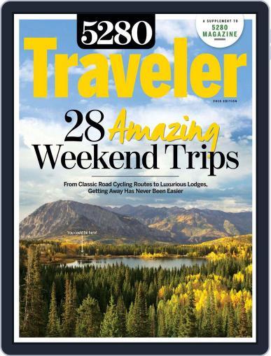 5280 Traveler June 26th, 2015 Digital Back Issue Cover
