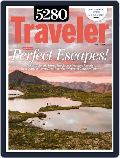 5280 Traveler June 27th, 2014 Digital Back Issue Cover