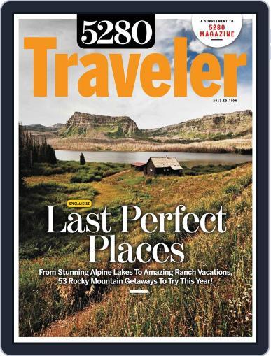 5280 Traveler June 1st, 2013 Digital Back Issue Cover