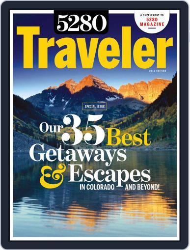 5280 Traveler July 22nd, 2012 Digital Back Issue Cover