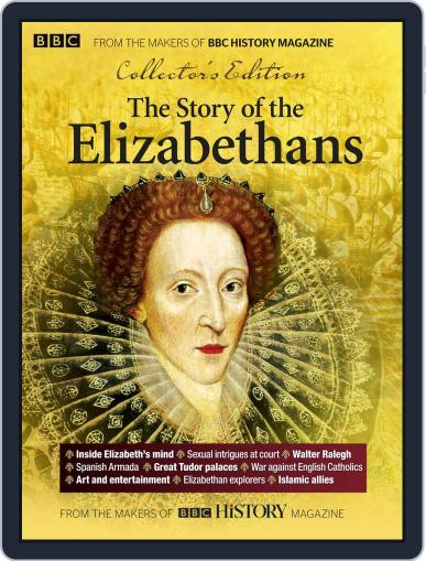 The Story of the Elizabethans Magazine (Digital) August 8th, 2018 Issue Cover