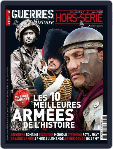 Guerres & Histoires Hors Série Magazine (Digital) July 1st, 2019 Issue Cover