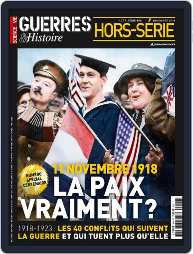 Guerres & Histoires Hors Série Magazine (Digital) November 1st, 2018 Issue Cover