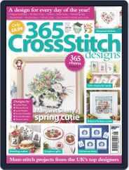 365 Cross Stitch Designs Magazine (Digital) Subscription January 14th, 2019 Issue