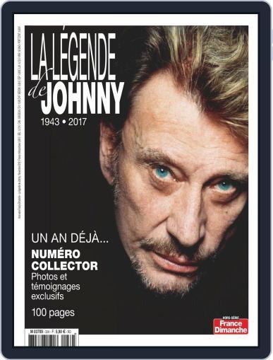 France Dimanche Hors-Série (Digital) November 1st, 2018 Issue Cover