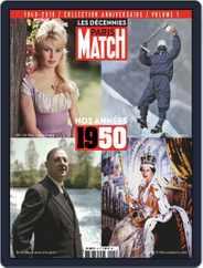 Paris Match décennies Magazine (Digital) Subscription April 1st, 2018 Issue