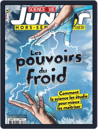 Science & Vie Junior Hors Série (Digital) November 1st, 2019 Issue Cover