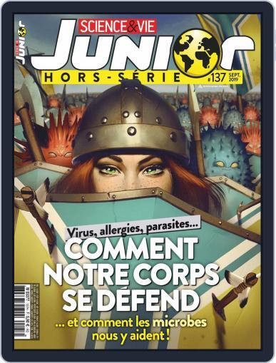 Science & Vie Junior Hors Série (Digital) September 1st, 2019 Issue Cover