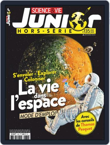 Science & Vie Junior Hors Série (Digital) May 1st, 2019 Issue Cover