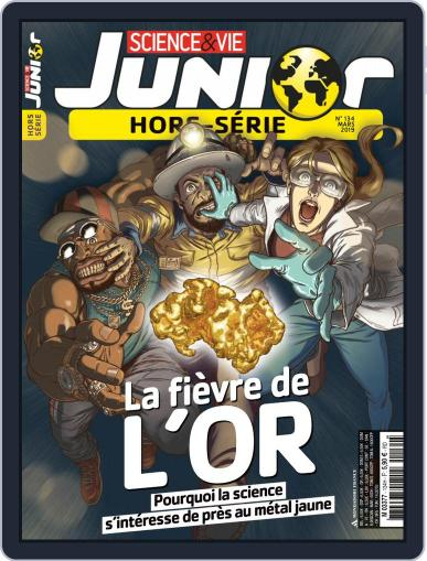 Science & Vie Junior Hors Série (Digital) March 1st, 2019 Issue Cover