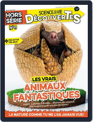 Science et Vie Découvertes Hors Série September 18th, 2019 Digital Back Issue Cover