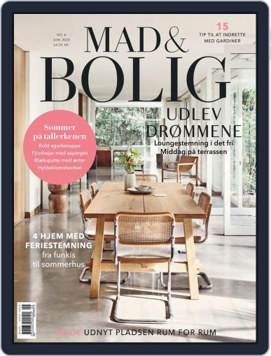 Mad & Bolig (Digital) June 1st, 2020 Issue Cover