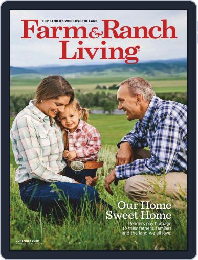 Farm and Ranch Living (Digital) June 1st, 2020 Issue Cover