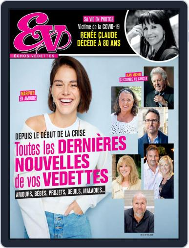 Échos Vedettes (Digital) May 29th, 2020 Issue Cover