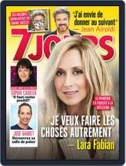 7 Jours (Digital) Subscription May 29th, 2020 Issue