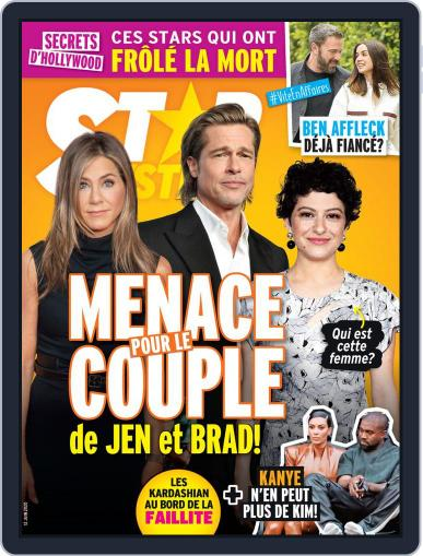 Star Système June 12th, 2020 Digital Back Issue Cover