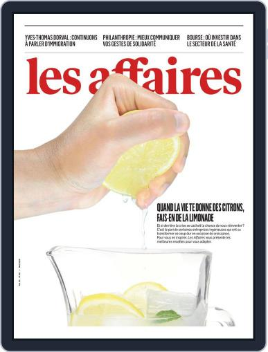 Les Affaires (Digital) May 1st, 2020 Issue Cover
