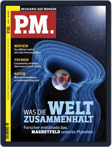 PM Magazin June 1st, 2020 Digital Back Issue Cover