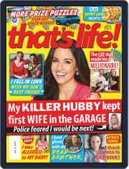 that's life! (Digital) Subscription May 21st, 2020 Issue