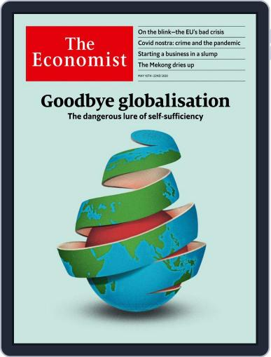 The Economist Latin America May 16th, 2020 Digital Back Issue Cover