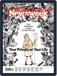 Newsweek Europe (Digital) Subscription May 22nd, 2020 Issue