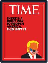Time Magazine International Edition (Digital) Subscription May 25th, 2020 Issue