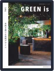 GREEN is (Digital) Subscription June 1st, 2020 Issue