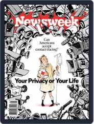 Newsweek (Digital) Subscription May 22nd, 2020 Issue