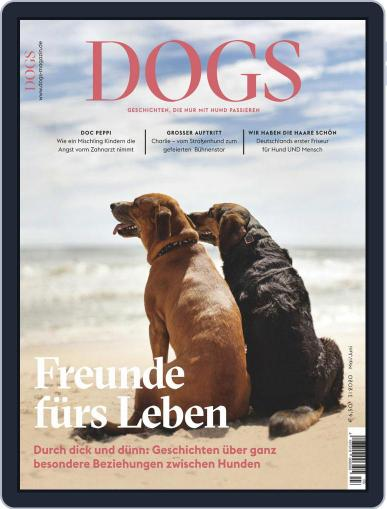 dogs May 1st, 2020 Digital Back Issue Cover
