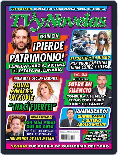 Tvynovelas (Digital) May 18th, 2020 Issue Cover