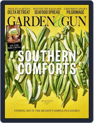 Garden & Gun (Digital) June 1st, 2020 Issue Cover