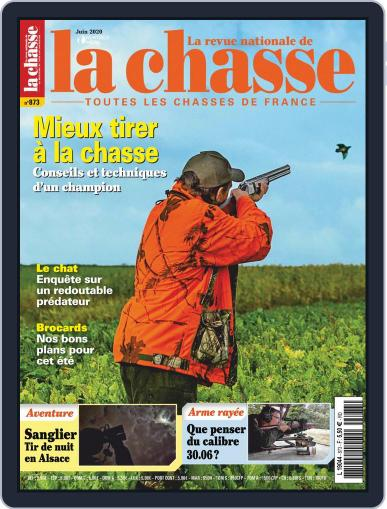 La Revue nationale de La chasse June 1st, 2020 Digital Back Issue Cover
