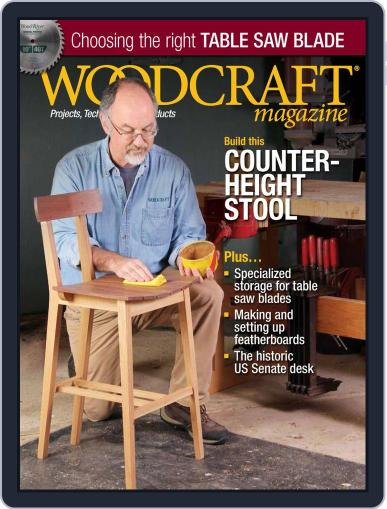 Woodcraft (Digital) June 1st, 2020 Issue Cover