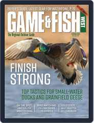 Game & Fish West Magazine (Digital) Subscription December 1st, 2020 Issue