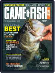 Game & Fish West Magazine (Digital) Subscription March 1st, 2021 Issue