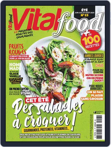 Vital Food (Digital) June 1st, 2020 Issue Cover