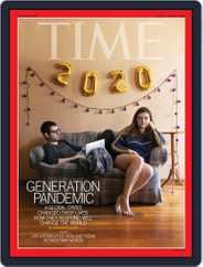 Time Magazine International Edition (Digital) Subscription June 1st, 2020 Issue