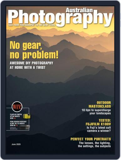 Australian Photography (Digital) June 1st, 2020 Issue Cover