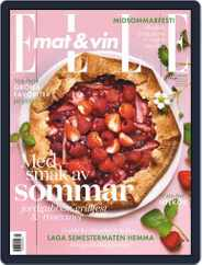Elle Mat & Vin (Digital) Subscription June 1st, 2020 Issue