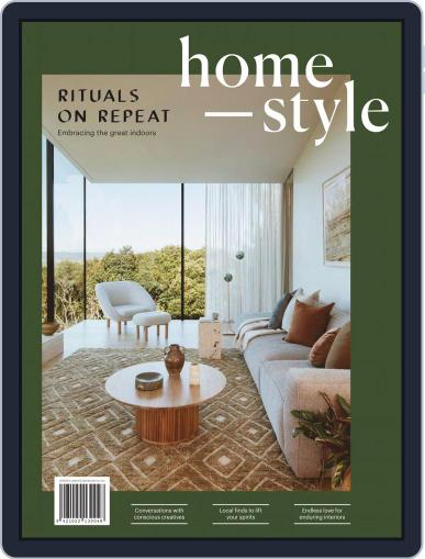 homestyle June 1st, 2020 Digital Back Issue Cover