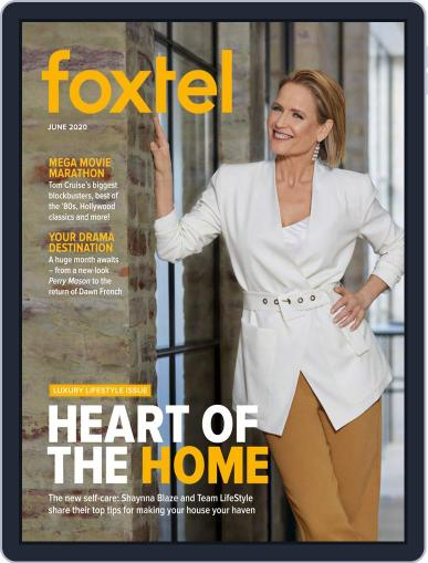 Foxtel (Digital) June 1st, 2020 Issue Cover