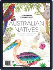 Colouring Book: Australian Natives Magazine (Digital) Subscription May 25th, 2020 Issue