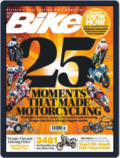 BIKE United Kingdom (Digital) July 1st, 2020 Issue Cover