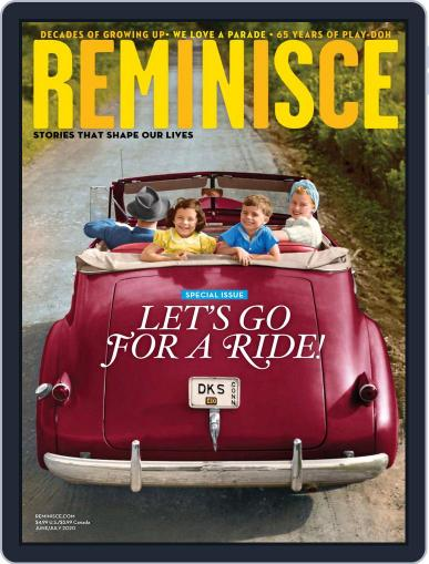 Reminisce (Digital) June 1st, 2020 Issue Cover