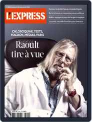 L'express (Digital) Subscription May 28th, 2020 Issue