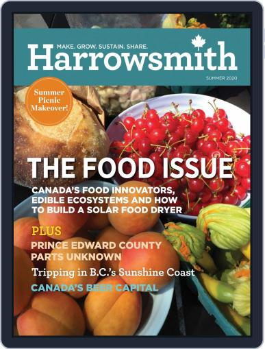 Harrowsmith (Digital) June 1st, 2020 Issue Cover
