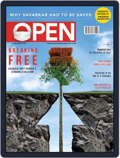 Open India May 22nd, 2020 Digital Back Issue Cover