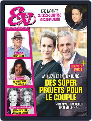 Échos Vedettes (Digital) June 12th, 2020 Issue Cover