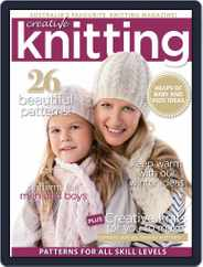 Creative Knitting (Digital) Subscription June 1st, 2020 Issue