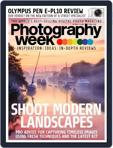 Photography Week (Digital) May 28th, 2020 Issue Cover